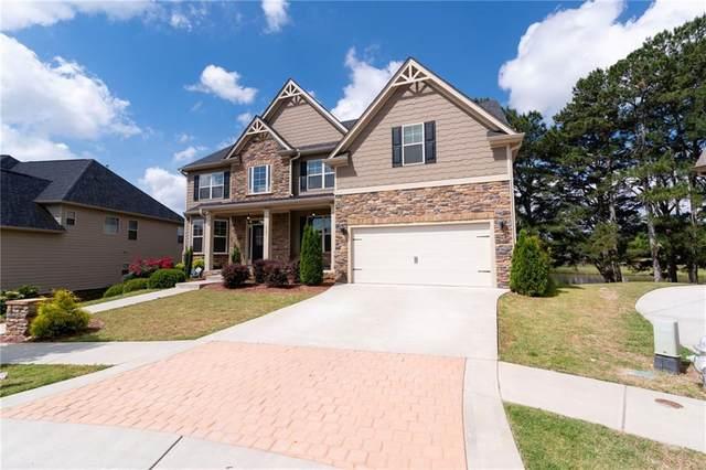 2597 Gray Mill Way, Loganville, GA 30052 (MLS #6694414) :: Path & Post Real Estate