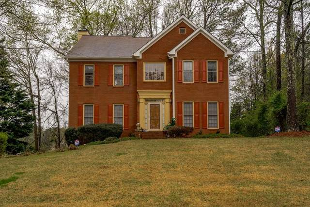 1614 Brentwood Crossing, Conyers, GA 30013 (MLS #6694423) :: The Heyl Group at Keller Williams