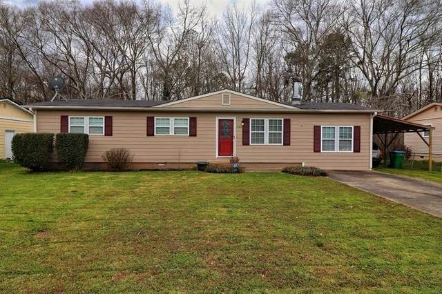 1132 Pontiac Circle, Austell, GA 30168 (MLS #6694718) :: MyKB Partners, A Real Estate Knowledge Base