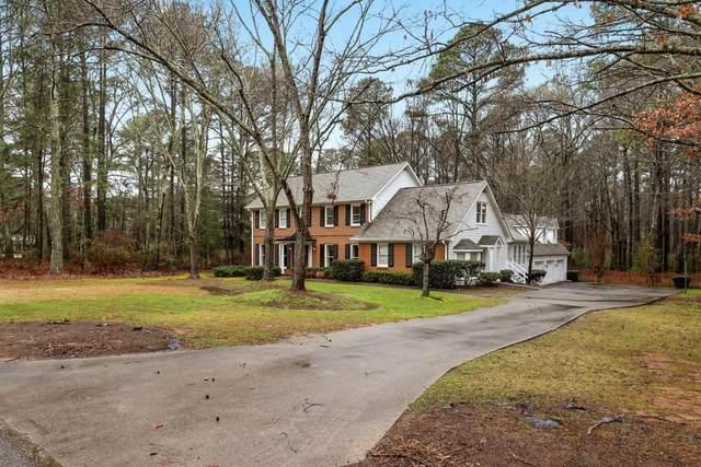 165 Roxboro Court, Fayetteville, GA 30215 (MLS #6694730) :: North Atlanta Home Team
