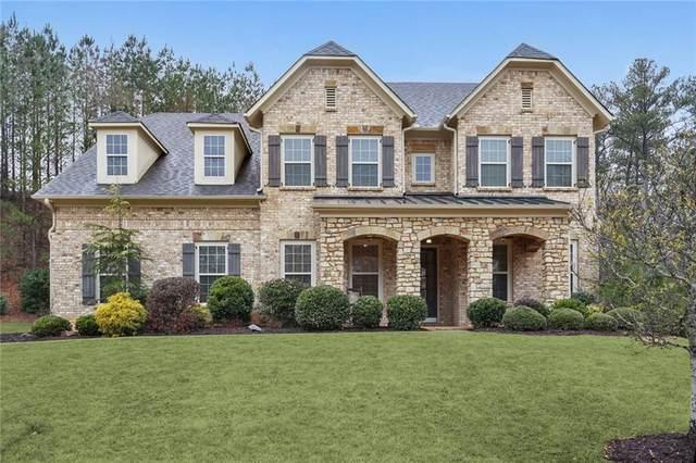 631 Oakbourne Way, Woodstock, GA 30188 (MLS #6694784) :: North Atlanta Home Team
