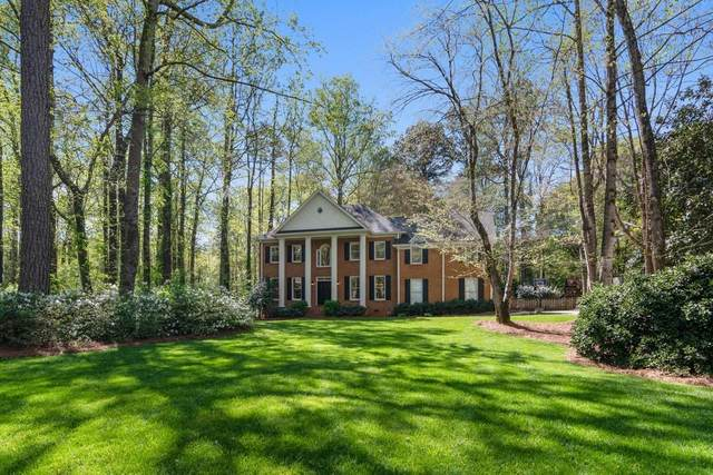 800 Birds Mill, Marietta, GA 30067 (MLS #6695117) :: KELLY+CO