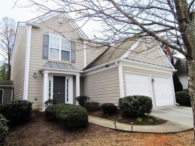 313 Balaban Circle, Woodstock, GA 30188 (MLS #6695450) :: Kennesaw Life Real Estate