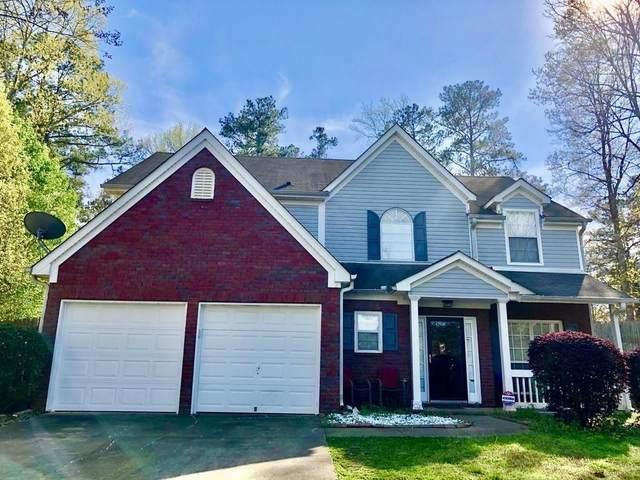 1586 Silver Ridge Drive, Austell, GA 30106 (MLS #6695528) :: MyKB Partners, A Real Estate Knowledge Base