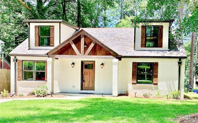 1520 Deerwood Drive, Decatur, GA 30030 (MLS #6695542) :: The Zac Team @ RE/MAX Metro Atlanta