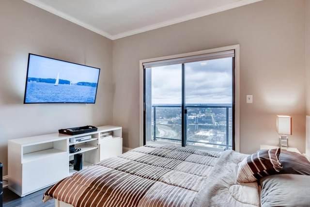 1280 W Peachtree Street NW #3714, Atlanta, GA 30309 (MLS #6695625) :: Lakeshore Real Estate Inc.