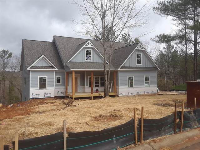 601 Red Leaf Way, Canton, GA 30114 (MLS #6695674) :: Path & Post Real Estate