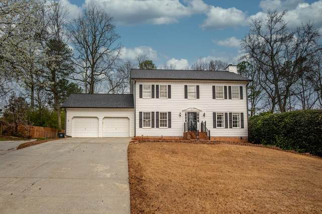 1341 Steeple Run, Lawrenceville, GA 30043 (MLS #6696003) :: The Heyl Group at Keller Williams