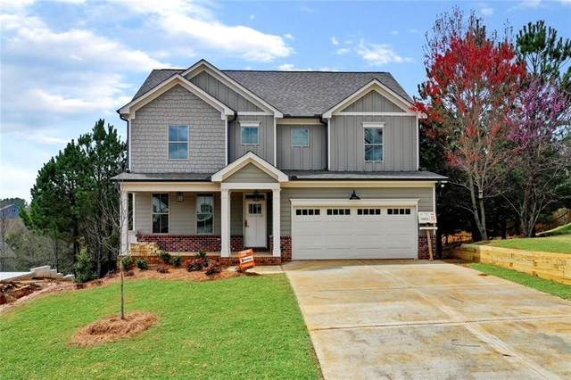 705 Midway Avenue, Canton, GA 30114 (MLS #6696057) :: MyKB Partners, A Real Estate Knowledge Base