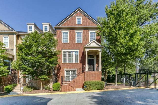 2348 Limehurst Drive, Brookhaven, GA 30319 (MLS #6696114) :: North Atlanta Home Team