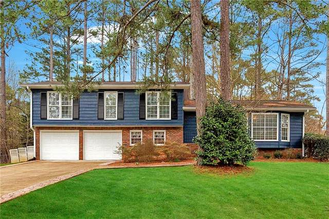 4632 Jamerson Forest Parkway, Marietta, GA 30066 (MLS #6696226) :: North Atlanta Home Team