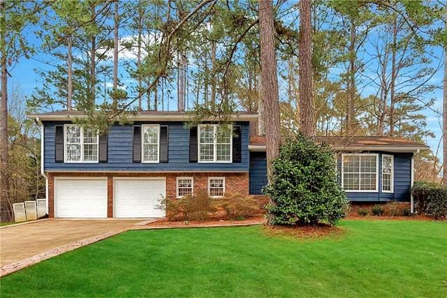 4632 Jamerson Forest Parkway, Marietta, GA 30066 (MLS #6696226) :: Path & Post Real Estate