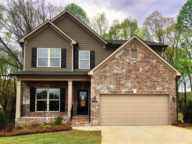 1366 Sterling Bridge Court, Gainesville, GA 30501 (MLS #6696397) :: MyKB Partners, A Real Estate Knowledge Base