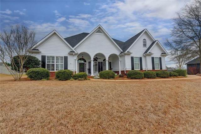 541 Durham Drive, Hoschton, GA 30548 (MLS #6696417) :: MyKB Partners, A Real Estate Knowledge Base