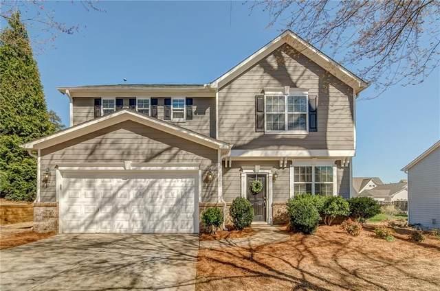 107 Magnolia Creek Drive, Canton, GA 30115 (MLS #6696502) :: Path & Post Real Estate