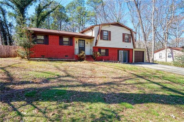 2837 Pebble Drive, Decatur, GA 30034 (MLS #6696545) :: KELLY+CO