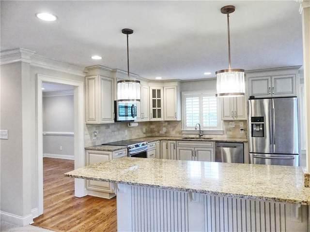 1555 King Arthur Court SE, Smyrna, GA 30080 (MLS #6696557) :: MyKB Partners, A Real Estate Knowledge Base
