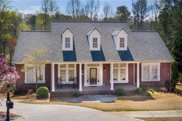 10 Bryson Landing SW, Lilburn, GA 30047 (MLS #6696609) :: Path & Post Real Estate