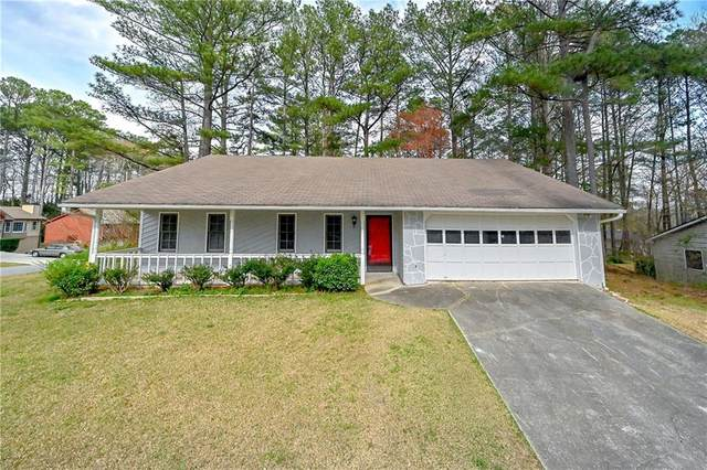 2607 Scalpem Court, Duluth, GA 30096 (MLS #6696642) :: North Atlanta Home Team