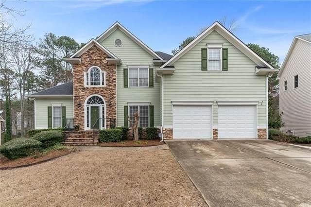 136 Highlands Drive, Woodstock, GA 30188 (MLS #6696860) :: Path & Post Real Estate