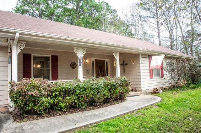 100 Laurel Way, Covington, GA 30016 (MLS #6696980) :: Kennesaw Life Real Estate