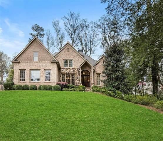 5207 Lake Forrest Drive, Atlanta, GA 30342 (MLS #6697088) :: Path & Post Real Estate