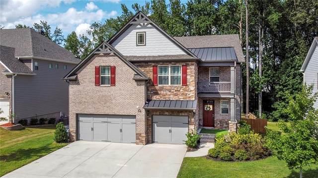 1466 Halletts Peak Place, Lawrenceville, GA 30044 (MLS #6697156) :: The Heyl Group at Keller Williams