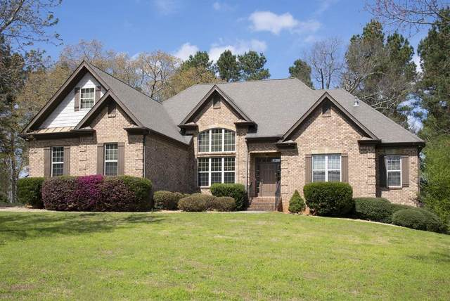 39 Hidden Trail, Pendergrass, GA 30567 (MLS #6697216) :: MyKB Partners, A Real Estate Knowledge Base