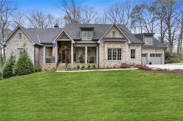 401 Tam O Shanter Drive SE, Marietta, GA 30067 (MLS #6697264) :: North Atlanta Home Team