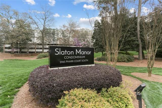 2965 Pharr Court NW #817, Atlanta, GA 30305 (MLS #6697280) :: The Zac Team @ RE/MAX Metro Atlanta