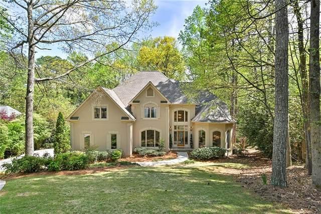 3920 Schooner Ridge, Alpharetta, GA 30005 (MLS #6697285) :: Charlie Ballard Real Estate