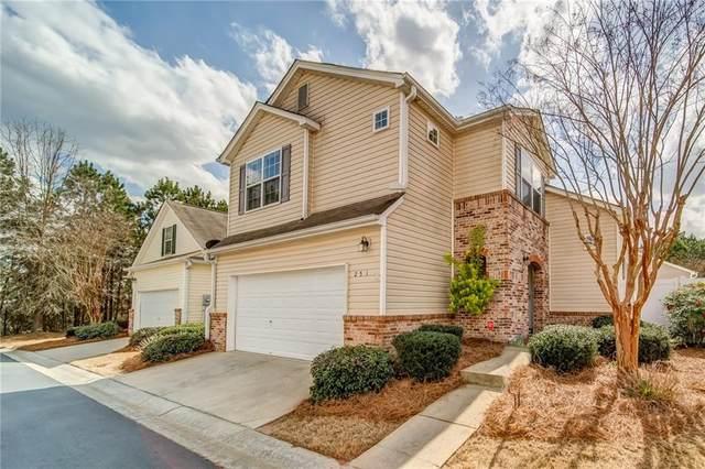251 Hiawassee Drive, Woodstock, GA 30188 (MLS #6697534) :: Path & Post Real Estate