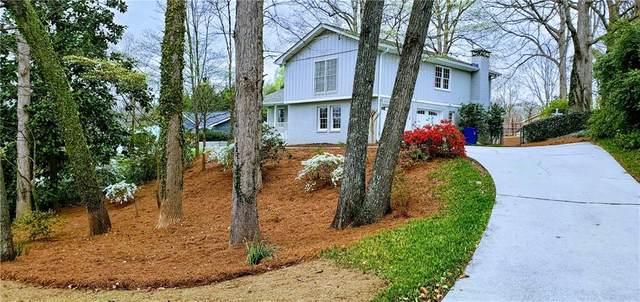 5221 Sanlee Lane, Doraville, GA 30360 (MLS #6697537) :: North Atlanta Home Team