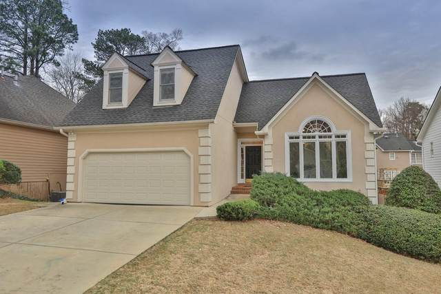 1160 Chalfont Walk NE, Atlanta, GA 30319 (MLS #6697578) :: The Zac Team @ RE/MAX Metro Atlanta