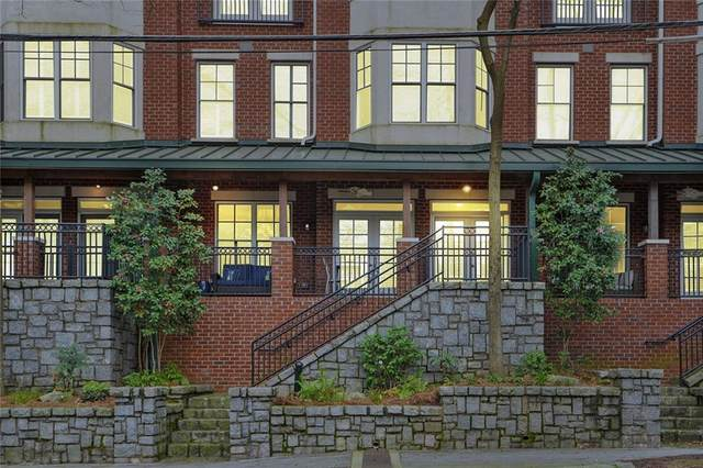 850 Piedmont Avenue #3126, Atlanta, GA 30308 (MLS #6697627) :: Rich Spaulding