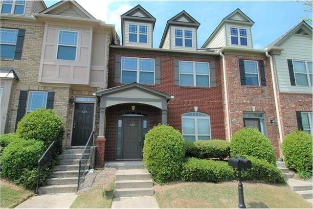 622 Sweet Bay Ridge, Woodstock, GA 30188 (MLS #6697658) :: Rich Spaulding