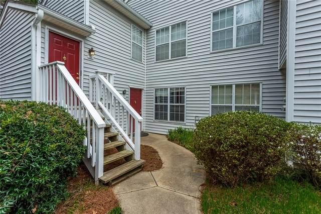 1501 Glenleaf Drive, Peachtree Corners, GA 30092 (MLS #6697733) :: North Atlanta Home Team