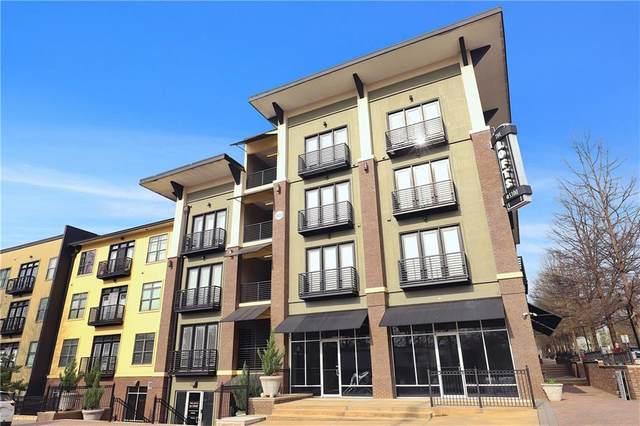 5300 Peachtree Road #1101, Atlanta, GA 30341 (MLS #6697873) :: Tonda Booker Real Estate Sales