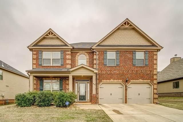 864 Nevis Way, Mcdonough, GA 30253 (MLS #6698022) :: North Atlanta Home Team