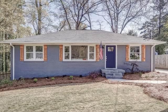 858 Bank Street SE, Smyrna, GA 30080 (MLS #6698146) :: MyKB Partners, A Real Estate Knowledge Base
