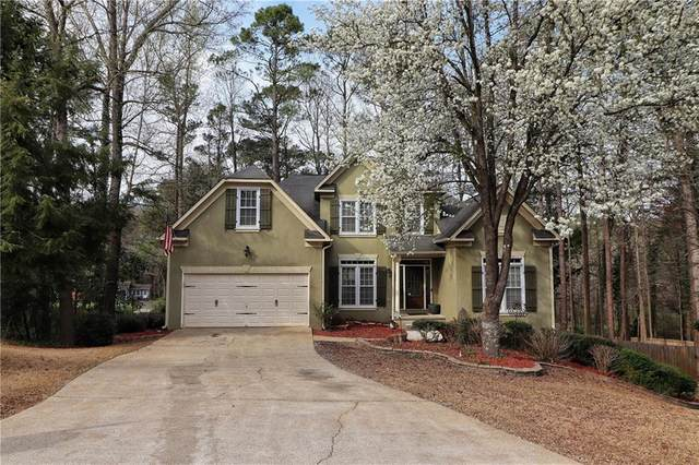 224 Mayfair Place NW, Marietta, GA 30064 (MLS #6698345) :: North Atlanta Home Team