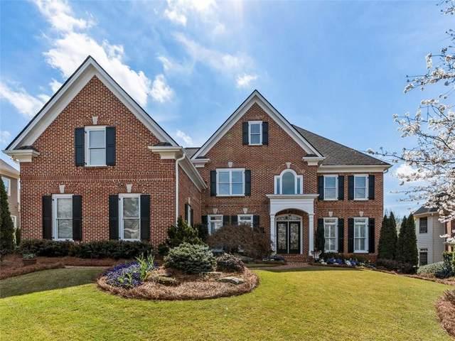 2728 Long Grove Drive, Marietta, GA 30062 (MLS #6698392) :: Path & Post Real Estate