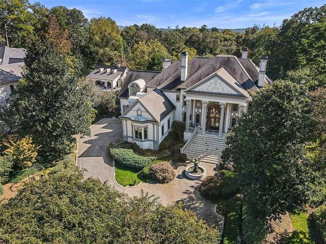 1180 Mount Paran Road NW, Atlanta, GA 30327 (MLS #6698618) :: The Butler/Swayne Team
