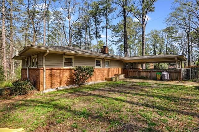 2995 NE Sylvan Ramble Road NE, Atlanta, GA 30345 (MLS #6698948) :: North Atlanta Home Team