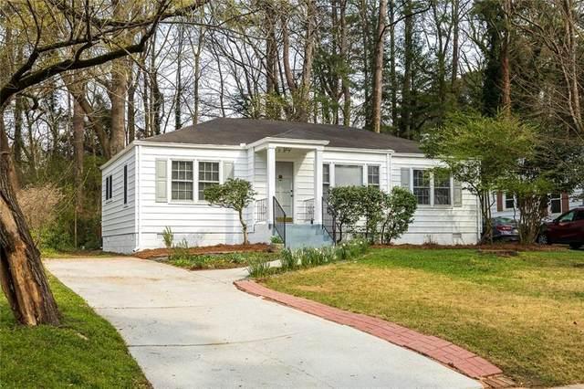 1063 Briar Vista Terrace, Atlanta, GA 30324 (MLS #6698986) :: MyKB Partners, A Real Estate Knowledge Base