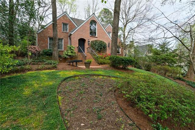 1821 Meadowdale Avenue NE, Atlanta, GA 30306 (MLS #6698997) :: RE/MAX Prestige