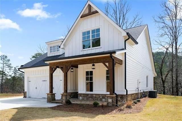 104 Sunset Peak Court, Waleska, GA 30183 (MLS #6699011) :: Kennesaw Life Real Estate