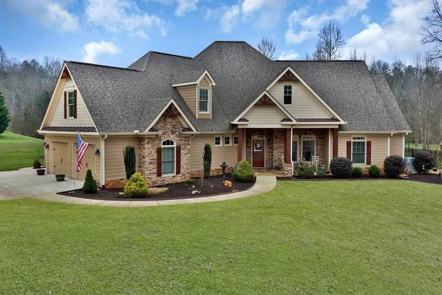 119 Sharp Mountain Creek, Ball Ground, GA 30107 (MLS #6699059) :: Path & Post Real Estate