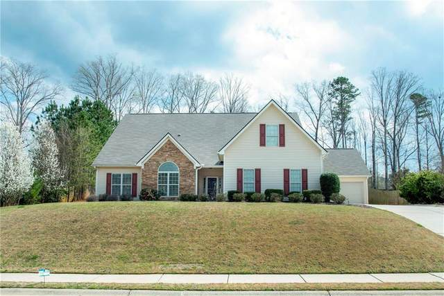 119 Cypress Drive, Jefferson, GA 30549 (MLS #6699135) :: MyKB Partners, A Real Estate Knowledge Base