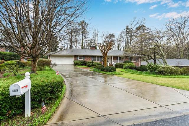 455 Forest Valley Road, Sandy Springs, GA 30342 (MLS #6699212) :: MyKB Partners, A Real Estate Knowledge Base